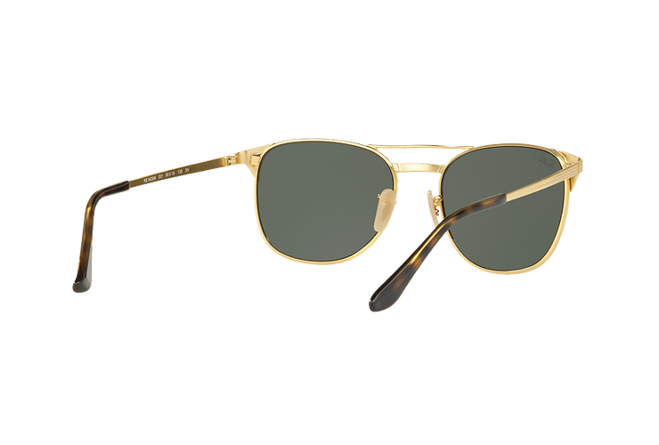 Ray Ban Signet Gold lente Green cod. RB3429M 001 55 - Image 7