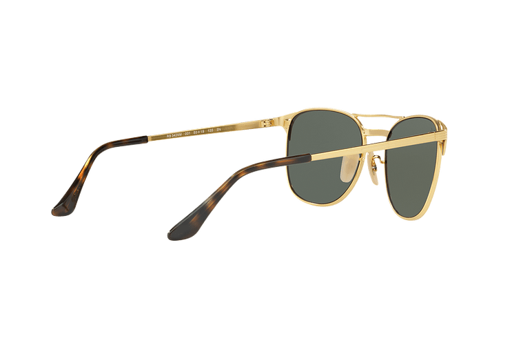 Ray Ban Signet Gold lente Green cod. RB3429M 001 55 - Image 8