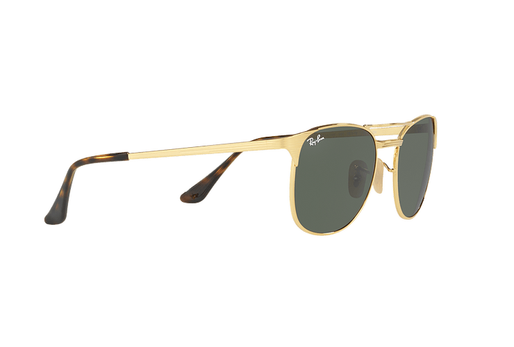 Ray Ban Signet Gold lente Green cod. RB3429M 001 55 - Image 10
