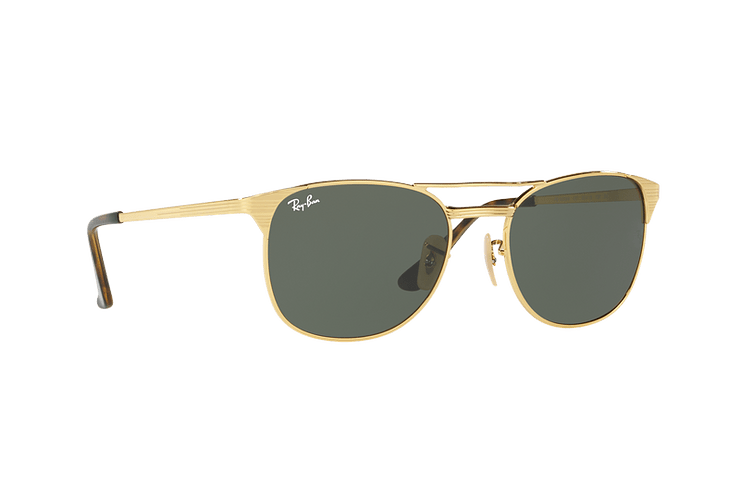 Ray Ban Signet Gold lente Green cod. RB3429M 001 55 - Image 11