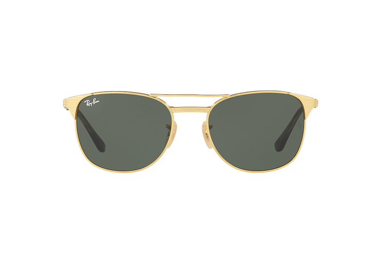 Ray Ban Signet Gold lente Green cod. RB3429M 001 55 - Image 12