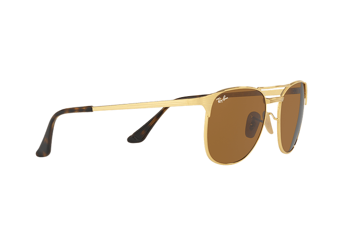 Ray Ban Signet Gold lente Brown cod. RB3429M 001/33 55 - Image 10