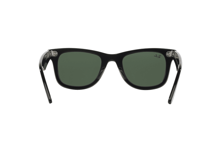 Ray Ban Wayfarer Black lente Crystal Green cod. RB2140 901 50 - Image 6