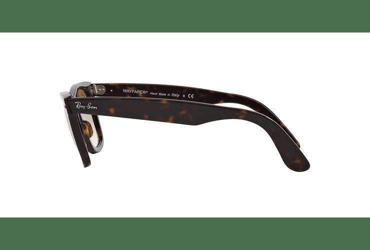 Ray Ban Wayfarer Tortoise lente Crystal Brown Gradient cod. RB2140 902/51 50 Desc25% - Image 3