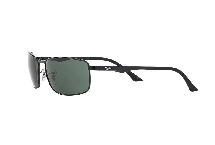 Ray-Ban Active RB3498 Black lente Green cod. RB3498 002/71 61 - Image 2