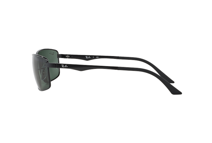 Ray-Ban Active RB3498 Black lente Green cod. RB3498 002/71 61 - Image 3