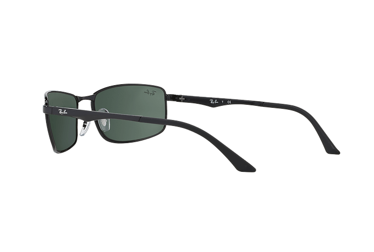 Ray-Ban Active RB3498 Black lente Green cod. RB3498 002/71 61 - Image 4