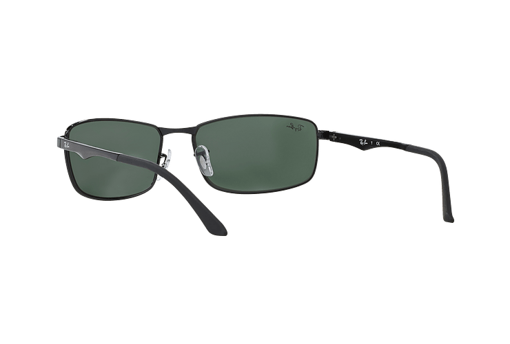 Ray-Ban Active RB3498 Black lente Green cod. RB3498 002/71 61 - Image 5