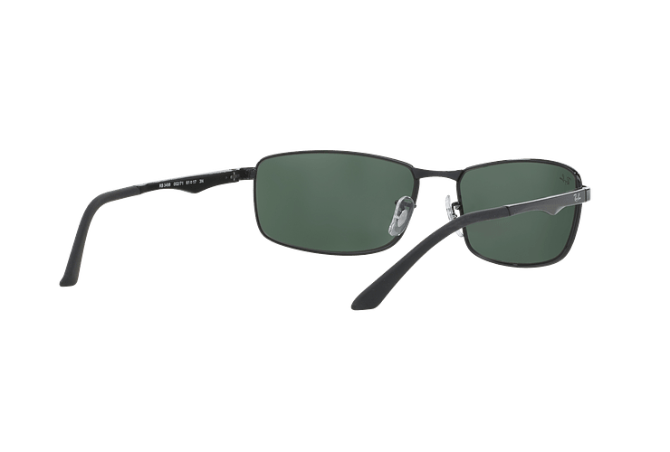 Ray-Ban Active RB3498 Black lente Green cod. RB3498 002/71 61 - Image 7