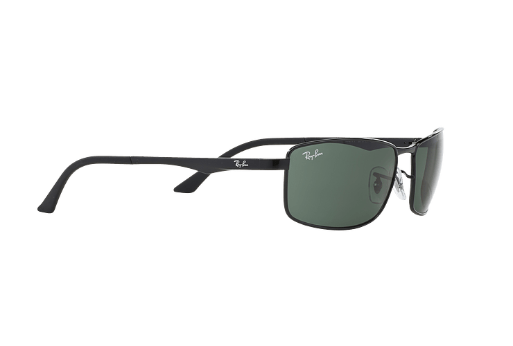 Ray-Ban Active RB3498 Black lente Green cod. RB3498 002/71 61 - Image 10