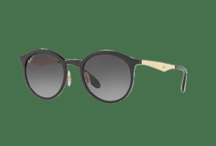 Ray Ban Emma Black lente Grey Gradient Polarized cod. RB4277 6306T3 51 - Image 1
