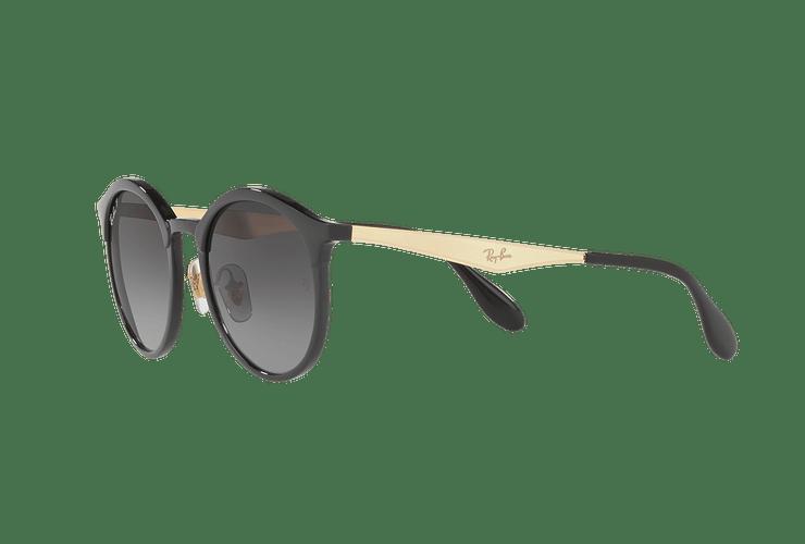 Ray Ban Emma Black lente Grey Gradient Polarized cod. RB4277 6306T3 51 - Image 2