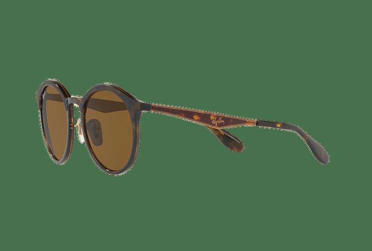 Ray-Ban Emma Matte Havana lente Brown cod. RB4277 628373 51 - Image 2