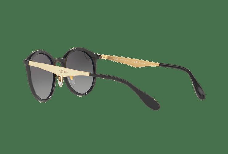 Ray Ban Emma Black lente Grey Gradient Polarized cod. RB4277 6306T3 51 - Image 4