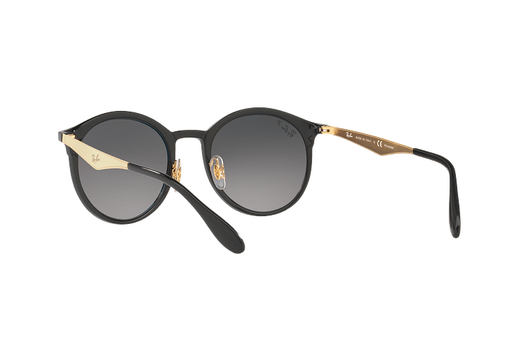 Ray Ban Emma Black lente Grey Gradient Polarized cod. RB4277 6306T3 51 - Image 5