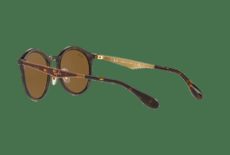 Ray Ban Emma Matte Havana lente Brown cod. RB4277 628373 51 - Image 4