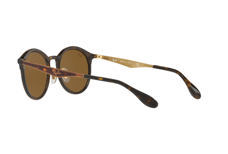 Ray-Ban Emma Matte Havana lente Brown cod. RB4277 628373 51 - Image 4