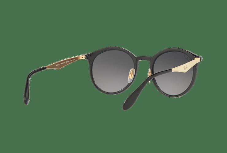Ray Ban Emma Black lente Grey Gradient Polarized cod. RB4277 6306T3 51 - Image 7
