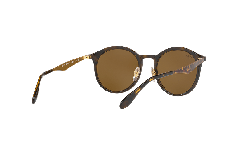 Ray-Ban Emma Matte Havana lente Brown cod. RB4277 628373 51 - Image 7