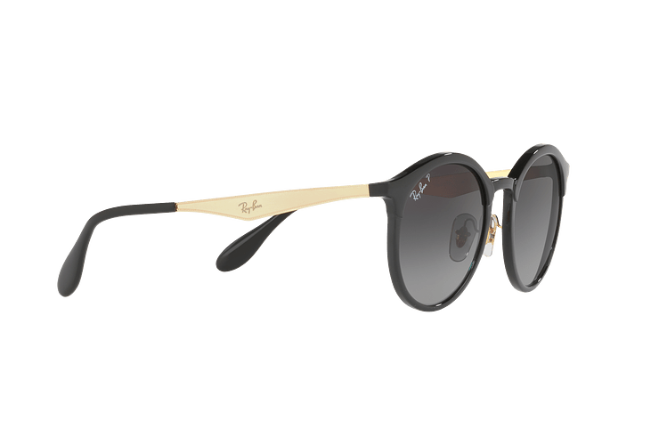 Ray Ban Emma Black lente Grey Gradient Polarized cod. RB4277 6306T3 51 - Image 10