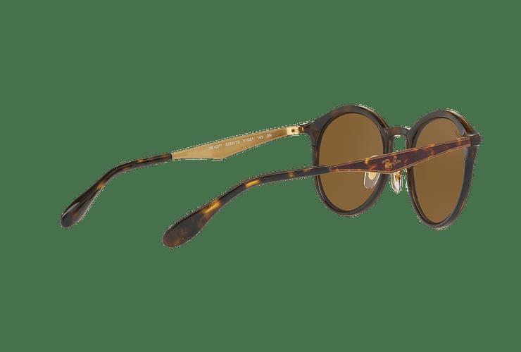 Ray-Ban Emma Matte Havana lente Brown cod. RB4277 628373 51 - Image 8