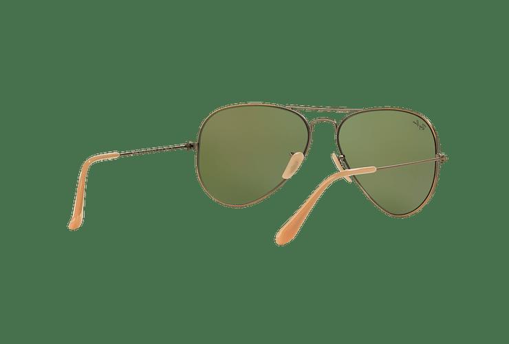 Ray Ban Aviador Bronze-Copper lente Purple mirror cod. RB3025 167/1M 58 - Image 7