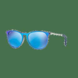 Ray Ban Erika Flash blue lente Blue Mirror cod. RB4171 631855 54