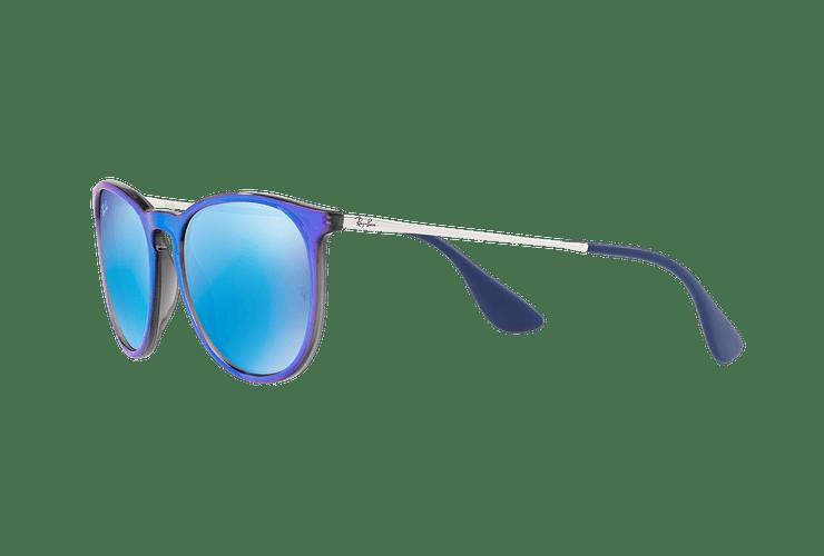 Ray Ban Erika Flash blue lente Blue Mirror cod. RB4171 631855 54 - Image 2