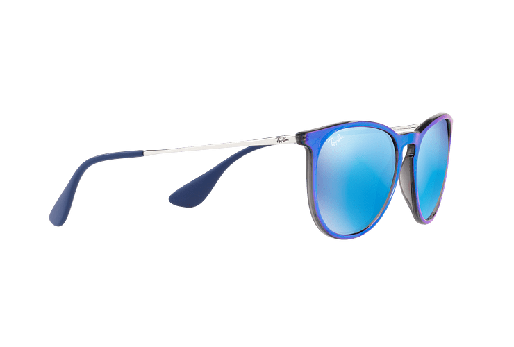 Ray Ban Erika Flash blue lente Blue Mirror cod. RB4171 631855 54 - Image 10