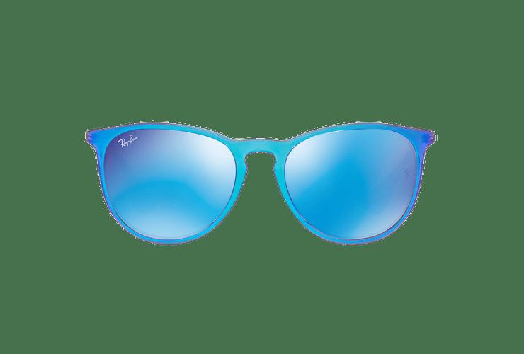 Ray Ban Erika Flash blue lente Blue Mirror cod. RB4171 631855 54 - Image 12