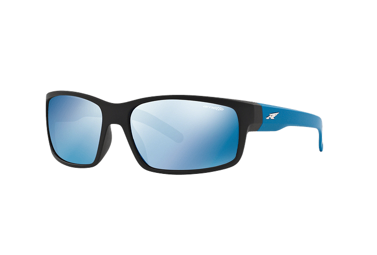 Arnette Fastball Fuzzy Black lente Blue Mirror cod. AN4202 226855 62 - Image 1