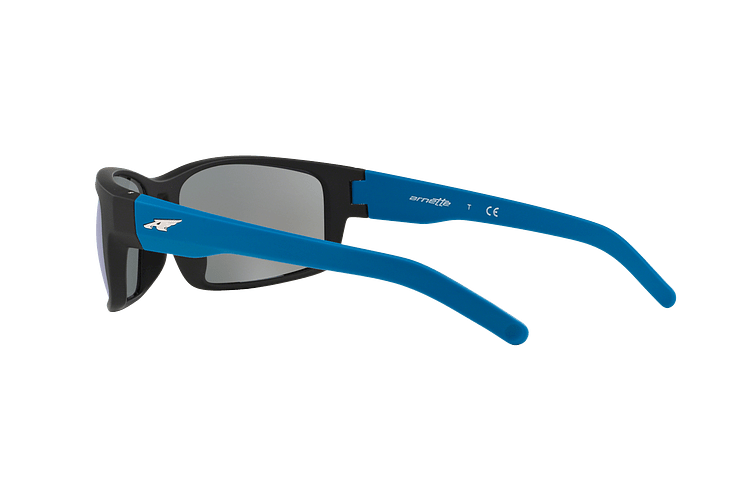 Arnette Fastball Fuzzy Black lente Blue Mirror cod. AN4202 226855 62 - Image 4