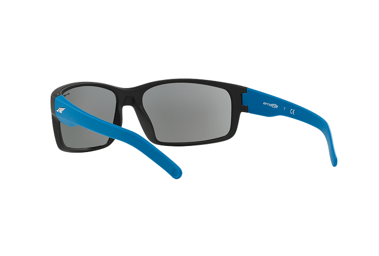 Arnette Fastball Fuzzy Black lente Blue Mirror cod. AN4202 226855 62 - Image 5