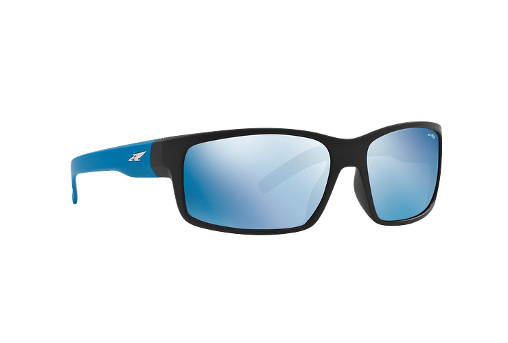 Arnette Fastball Fuzzy Black lente Blue Mirror cod. AN4202 226855 62 - Image 11