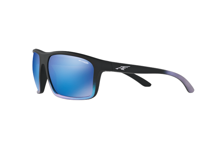Arnette Sandbank Black Gradient Shot Blue lente Green Mirror cod. AN4229 242725 61 - Image 2