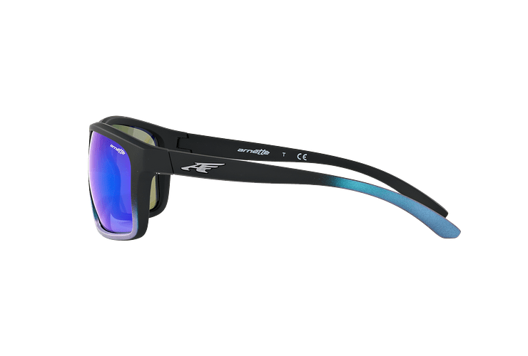 Arnette Sandbank Black Gradient Shot Blue lente Green Mirror cod. AN4229 242725 61 - Image 3