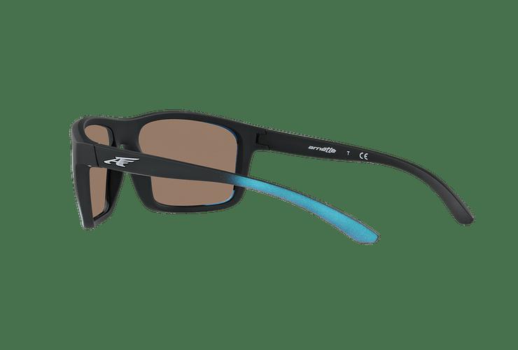 Arnette Sandbank Black Gradient Shot Blue lente Green Mirror cod. AN4229 242725 61 - Image 4