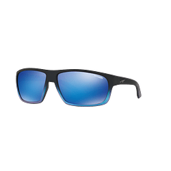 Arnette Burnout Black Gradient Shot Blue lente Green Mirror cod. AN4225 242725 64