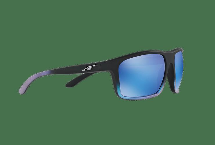 Arnette Sandbank Black Gradient Shot Blue lente Green Mirror cod. AN4229 242725 61 - Image 10