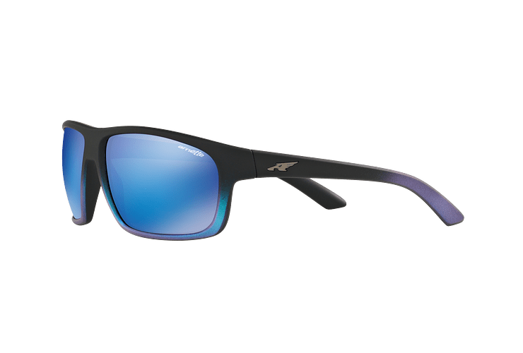Arnette Burnout Black Gradient Shot Blue lente Green Mirror cod. AN4225 242725 64 - Image 2