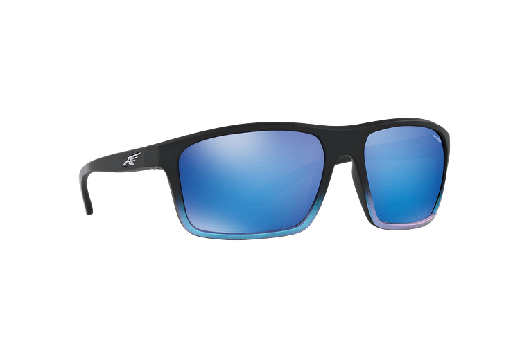 Arnette Sandbank Black Gradient Shot Blue lente Green Mirror cod. AN4229 242725 61 - Image 11