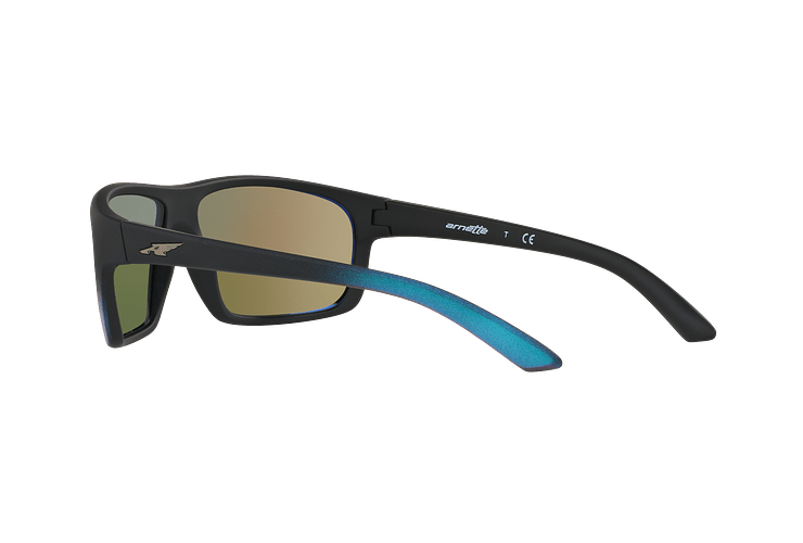 Arnette Burnout Black Gradient Shot Blue lente Green Mirror cod. AN4225 242725 64 - Image 4