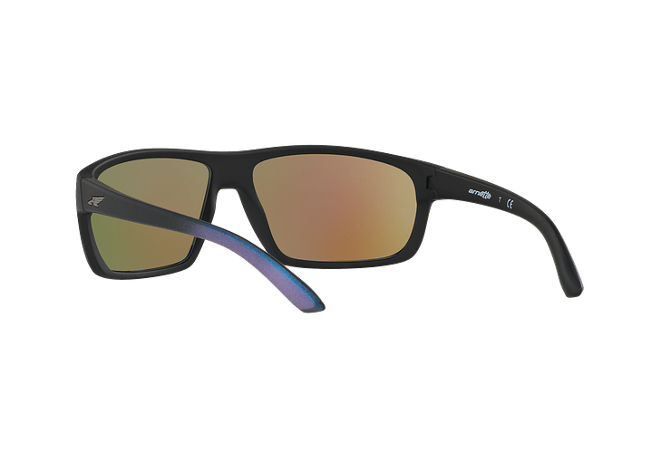 Arnette Burnout Black Gradient Shot Blue lente Green Mirror cod. AN4225 242725 64 - Image 5