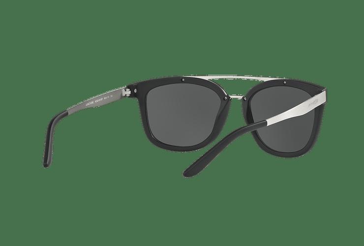Arnette Juncture Matte Black lente Grey cod. AN4232 01/87 56 - Image 7