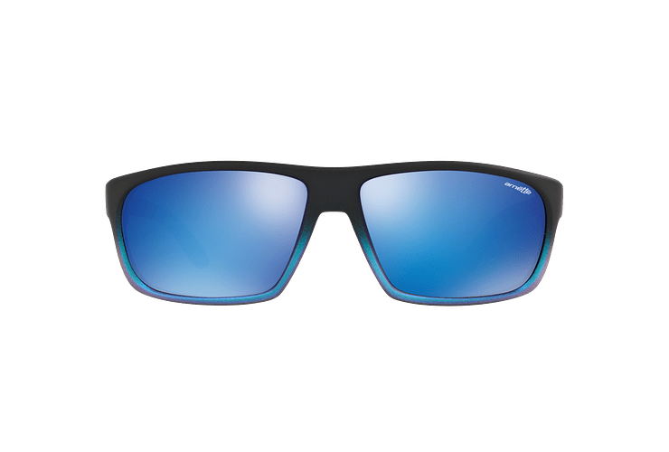 Arnette Burnout Black Gradient Shot Blue lente Green Mirror cod. AN4225 242725 64 - Image 12