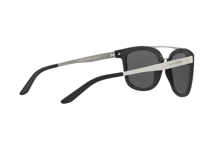 Arnette Juncture Matte Black lente Grey cod. AN4232 01/87 56 - Image 8