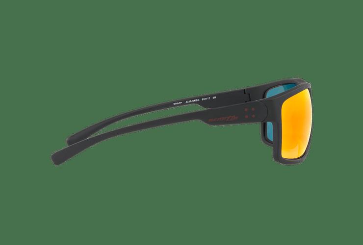 Arnette Brapp Matte Black lente Red Multilayer cod. AN4239 01/6Q 62 - Image 9