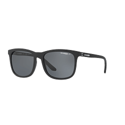 Arnette Chenga Matte Black lente Grey Polarized cod. AN4240 01/81 56