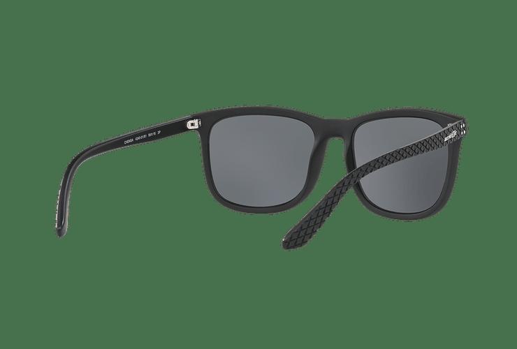 Arnette Chenga Matte Black lente Grey Polarized cod. AN4240 01/81 56 - Image 7