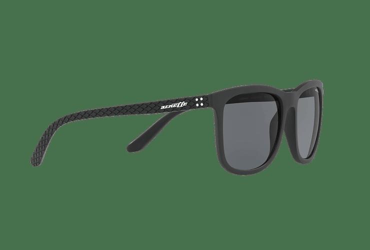 Arnette Chenga Matte Black lente Grey Polarized cod. AN4240 01/81 56 - Image 10